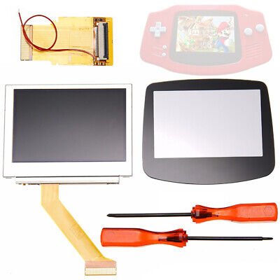 32/40 Pin Game Boy Advance MOD LCD Backlight For GBA SP AGS-101 Backlit Kit