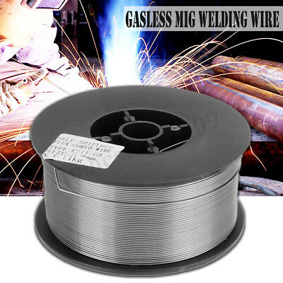 "WeldingCity Gasless Flux-Cored MIG Welding Wire E71T-GS .030/"" 0.8mm 2-lb2-pk"