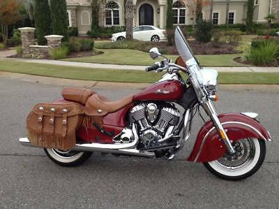 2016 Indian Chief  2016 Indian Chief Vintage SHOWROOM NEW W/2,400 MILES