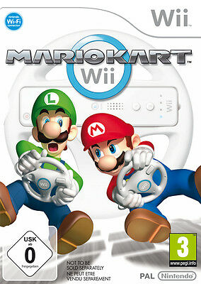 Mario Kart game for Wii (game only) (Mario Cart)