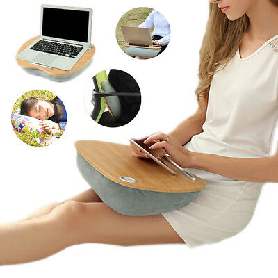 Portable Laptop Tray Desk Bed Computer Table Holder Notebook Reading Stand Pad