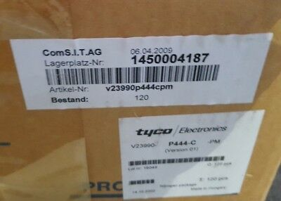 Tyco V23990P444Cpm  Power Module Qty: 1 (Motor Shelving)