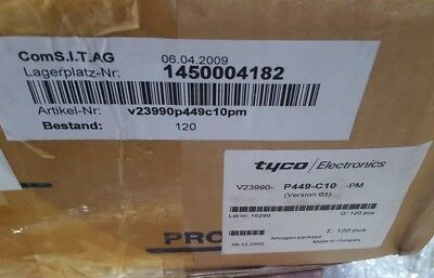 Tyco V23990P449C10Pm Power Module Qty: 1 (Motor Shelving)