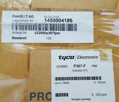 Tyco V23990P367Fpm Power Module Qty: 1 (Motor Shelving)