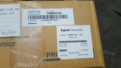Tyco V23990P448C10Pm  Power Module Qty: 1 (Motor Shelving)