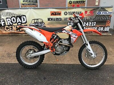 2012 Ktm 350 Exc-F The Off Road Centre 01623424222