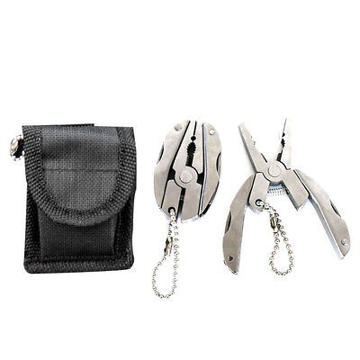 Foldable Multi-functional Pocket Size Pliers Mini Portable Clamp Keychain