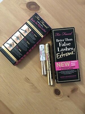 Mascara Too Faced Better Than False Lashes Extreme 3D Palette Chocolate Bar Sex