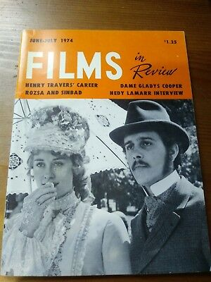 Films in Review June-July 1974