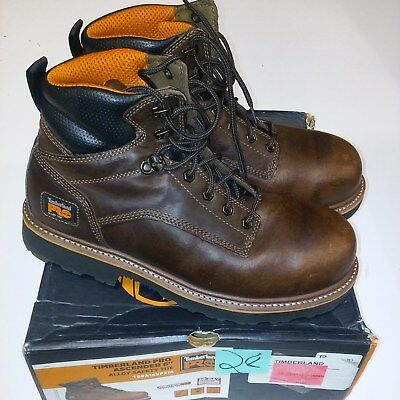 Timberland Pro Ascender At Men's 12 W No Reserve Free Shipping Box28