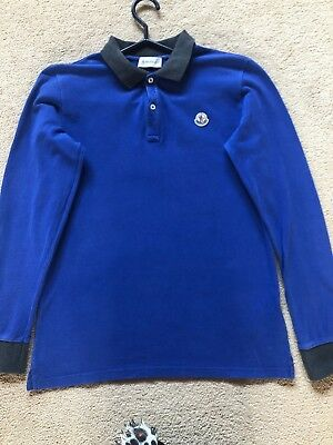 Boys Moncler Top 14 Years Old
