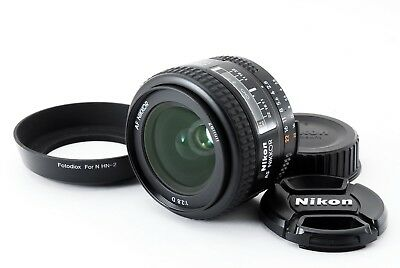 Nikon AF NIKKOR 28mm F/2.8 D Lens [Exc+++] from Japan #243
