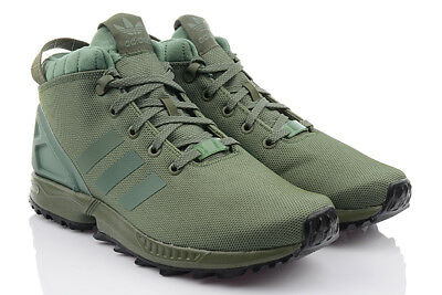 huge selection of 8d7a8 0c927 Chaussures Adidas Zx Flux 5 8 TR Baskets Hommes Hiver Baskets Loisirs by9434