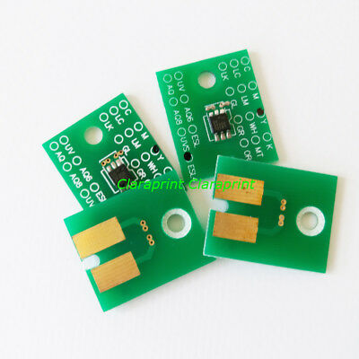 4 color/set Permanent chip for Roland VS-640 VP-540 XJ-740 XC RS RA Series