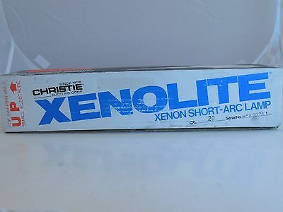 Christie Xenolite Xenon Short Arc Lamp