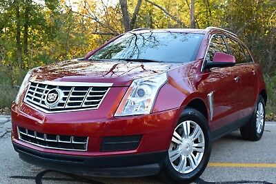 2016 Cadillac SRX LUXURY-EDITION/PANORAMIC/NAVIGATION/CAMERA 2016 Cadillac SRX Luxury-Edition Sport Utility 4-Door 3.6L/ CLEAN TITLE!