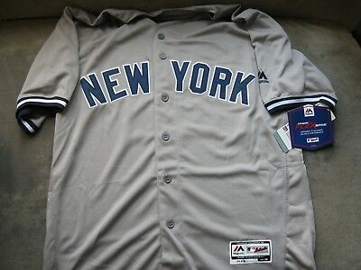 NY Yankees Giancarlo Stanton Road Jersey L