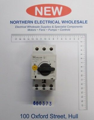 Moeller PKZM0-1,6 - 3 Pole Motor Overload Protection Circuit Breaker (600373)