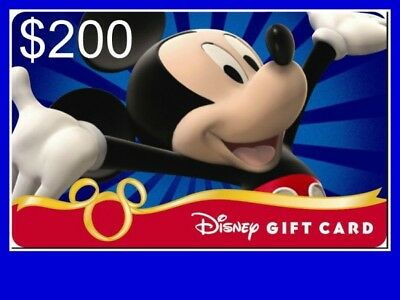 $200 Disney Gift Card When you Spend $500 in 3 Months Chase CREDIT CARD OFFER