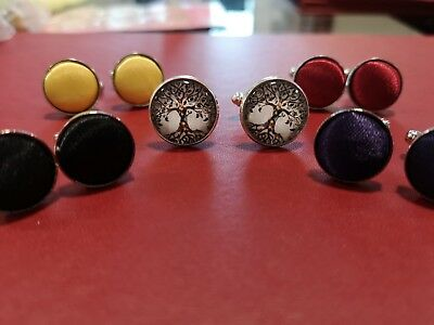 Job Lot Over 40 Pairs Of Cufflinks, brand new high quality, unboxed, Christmas.