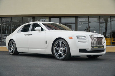 2014 Rolls-Royce Ghost 4dr Sedan '14 Rolls Royce Ghost V-Spec, $333,725. MSRP, 593 HP,Pano,Driver Assistance Pkg.