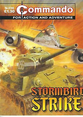 Commando - 4193   STORMBIRD STRIKE