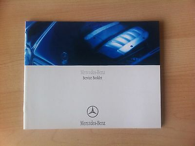 Brand New Mercedes Service Book Suitable For Gl Class Gla Class V Class Vito