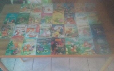 Disney's Wonderful World Of Reading - 30 Children's Hard Cover Books