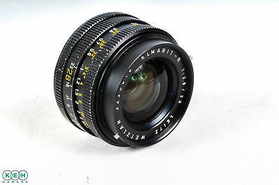 Leica 28mm F/2.8 Elmarit 3 Cam R Mount Lens {48}
