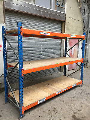 Used Pallet racking PSS P85 Warehouse Industrial Racking Heavy Duty