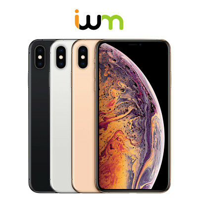 Apple iPhone XS Max 64GB / 256GB / 512GB - Space Gray / Silver