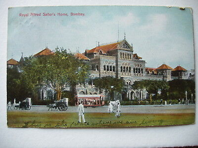 Royal Alfred Sailor's Home, Bombay - 1907