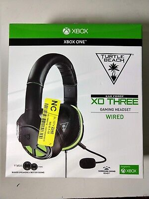 Turtle Beach XO THREE Wired Surround Sound Gaming Headset for Xbox One