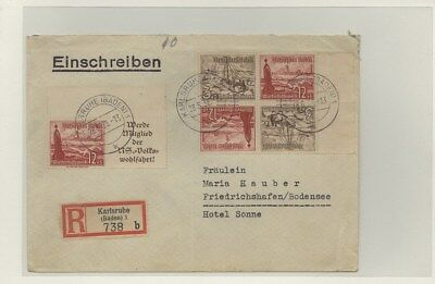Germany - Good Cover Lot # 9