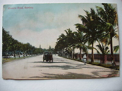 Queen's Road, Bombay - 1907