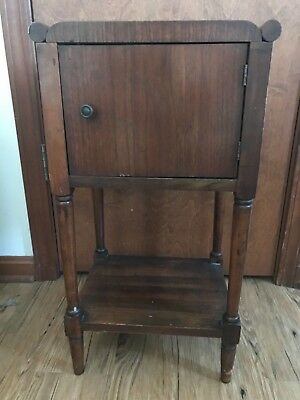 Antique Smokers Side Table Stand