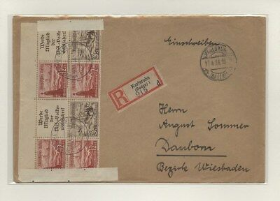 Germany - Good Cover Lot # 23