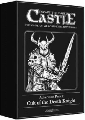 Escape the Dark Castle - Adventure Pack 1 - Cult of the Death Knight
