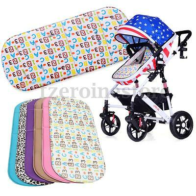 Washable Baby Trolley Stroller Pram Pushchair Soft Seat Liner Pad Cushion Mat