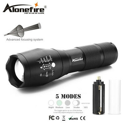 Genuine Lumitact G700 L2 LED Tactical Flashlight Military Grade Torch