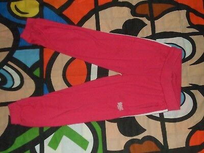 LONSDALE Pink Tracksuit Bottoms Age 11-12