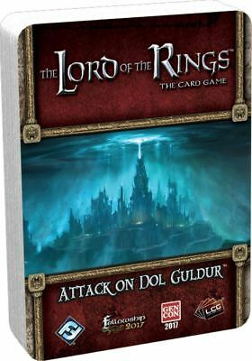 The Lord of the Rings LCG - Attack on Dol Guldur Expansion