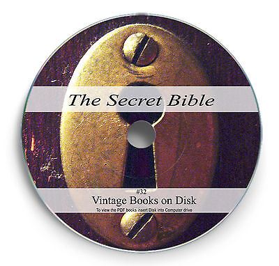 The Bible Secret Forbidden Forgotten Lost Rare Books on DVD Banned Apocrypha 32