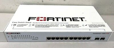 FORTINET FORTISWITCH 108D-POE 8-Port Ethernet Switch