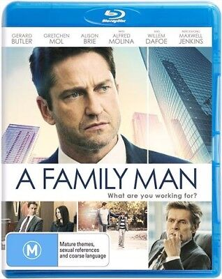A Family Man, Blu-ray