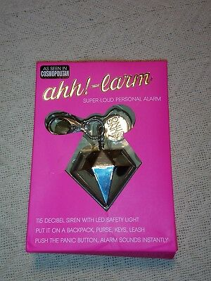 Personal Safety Alarm for Women - Ahh!-larm! Self-Defense Personal Panic.