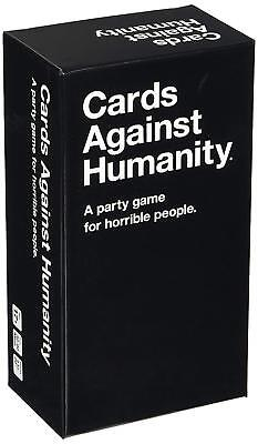 Cards Against Humanity Base Set with 6 Expansion Packs Combo Deal Adult Party