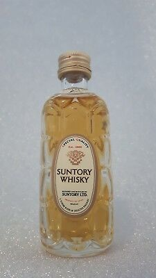 Whisky Japan Suntory  Glass Miniature