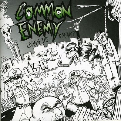Common Enemy - Living The Dream New Cd