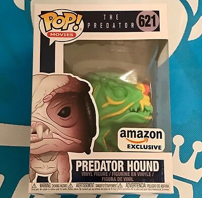 Funko POP! Movies #621 PREDATOR HOUND Heat Vision Amazon Exclusive